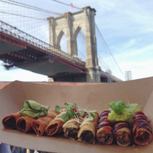 Sunday at Smorgasburg Dumbo